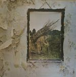Led Zeppelin IV -Red Maroon A3/B3 Porky Pescko