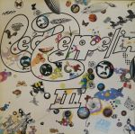 Led Zeppelin III - Red Maroon 1ST Press -Grant Page Credit