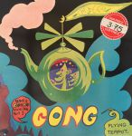Gong - Flying Teapot UK Prog Mint