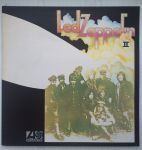 Led Zeppelin - Led Zeppelin II 3 UK Press Mint