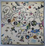 Led Zeppelin - Led Zeppelin III 1ST UK Press Grant