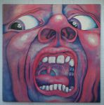 King Crimson - In The Court Of The Crimson King 1ST Press NM