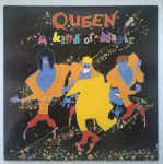 Queen - A Kind Of Magic 1ST Press EX Attach Poster