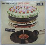 Rolling Stones - Let It Bleed Mono1ST Press Decca