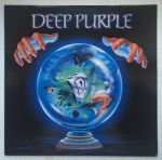 Deep Purple - Slaves And Masters 1ST Germany Press Mint