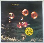 Deep Purple - Who Do We Think We Are 1ST  Press UK  Mint