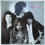 Queen - At The Beeb 1ST Press EX Attach Poster