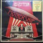 Led Zeppelin - Mothership 1ST UK Rare Press Sealed