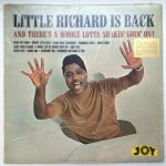 RIchard little - Little Richard Is Back UK Press