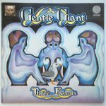 Gentle Giant - Three Friends  2ND UK Press