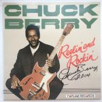 Berry Chuck - Reelin And Rockin With Autography