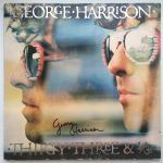 Harrison George - THIRTY THREE & 1/3 1ST UK Press With Autography